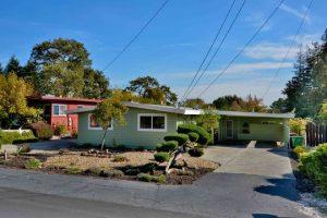 Walnut Creek Larkey Park home for sale